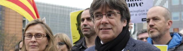 Były premier Katalonii oddał się w ręce belgijskiego wymiaru sprawiedliwości
