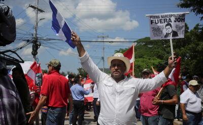 Brat prezydenta Hondurasu uznany w USA za winnego przemytu narkotyków