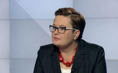 Lubnauer: w Senacie są twardzi politycy, którzy nie dadzą się łatwo kupić