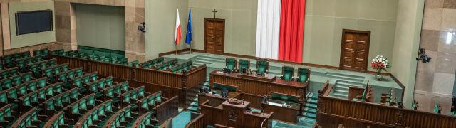 Kilkanaście partii w Sejmie, tylko część może liczyć na subwencje