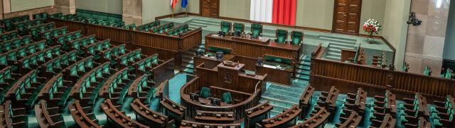Prezydent wyznaczył datę pierwszego posiedzenia Sejmu. Padają nazwiska marszałków seniorów