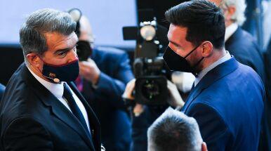 Przełom w sprawie Messiego? Prezydent Barcelony uspokoił kibiców