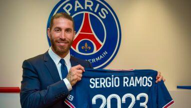 Sergio Ramos w PSG. Pierwszy transferowy hit lata potwierdzony