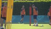 Przygotowania reprezentacji Włoch do meczu z Anglią w finale Euro 2020