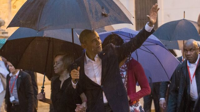 """""""Jak leci, Kubo?"""". Historyczna wizyta Obamy"""