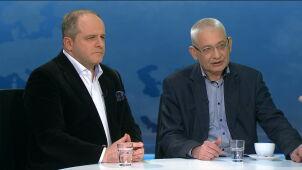 Ludwik Dorn i Paweł Kowal