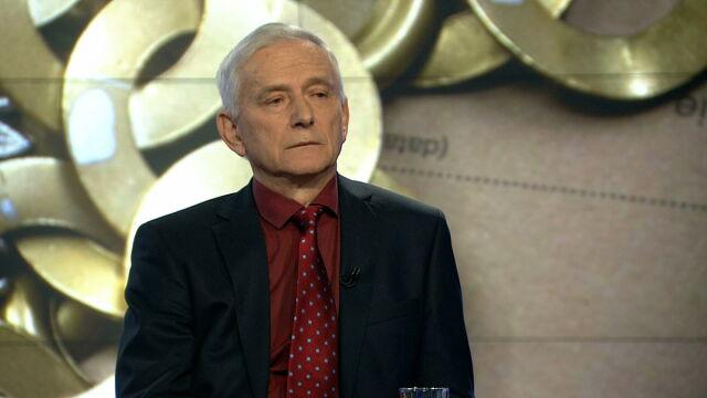 """Prof. Bohdan Zdziennicki był gościem """"Faktów po Faktach"""""""
