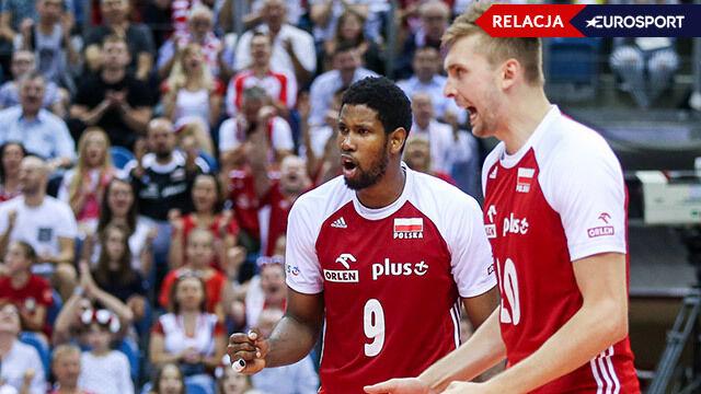 Komfortowe zwycięstwo Polaków z Tunezyjczykami (RELACJA)