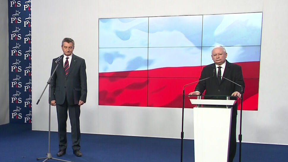 Kuchciński rezygnuje z funkcji marszałka Sejmu