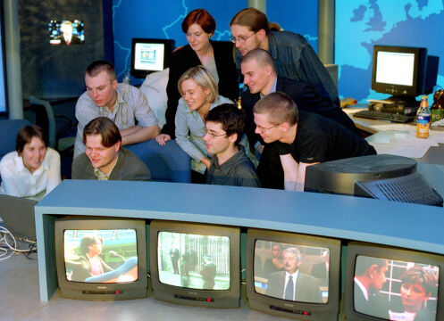 Wieczór Wyborczy w 2001 roku