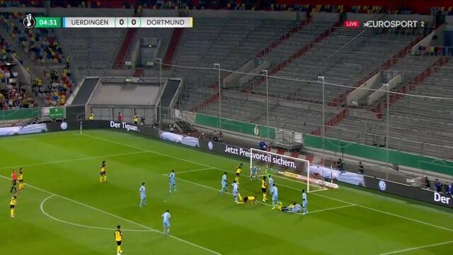 Piszczek mógł dać Borussii Dortmund szybkie prowadzenie