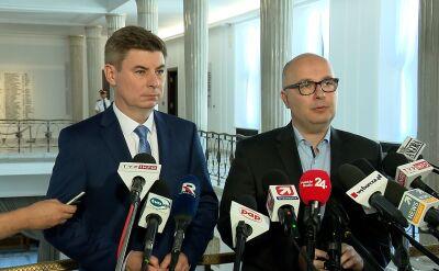 Kropiwnicki: wzywamy minister Agnieszkę Kaczmarską do natychmiastowej dymisji