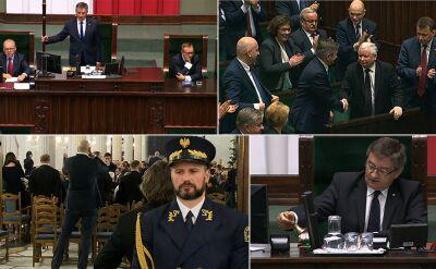 Cztery lata Marak Kuchcińskiego jako marszałka