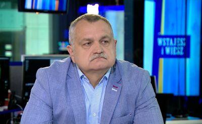 Pułkownik Robert Decyk o lotach marszałka Kuchcińskiego. Cała rozmowa