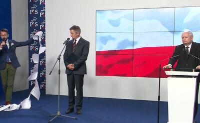 Fogiel: apelujemy o poświęcenie takiej samej uwagi lotom poprzedniej ekipy