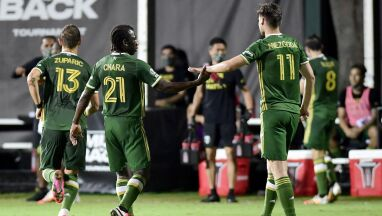 """Niezgoda lepszy od Przybyłki. Portland  Timbers w finale turnieju """"MLS is Back"""""""