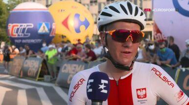 Pech polskiego sprintera na zakończenie Tour de Pologne.