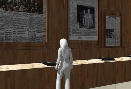 Muzeum pokaże też rzeczywistość po wojnie