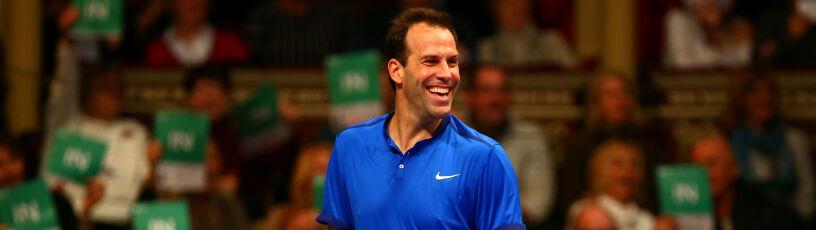 """Finalista US Open wątpi w kolejny tytuł Federera. """"W takim wieku będzie mu trudno"""""""