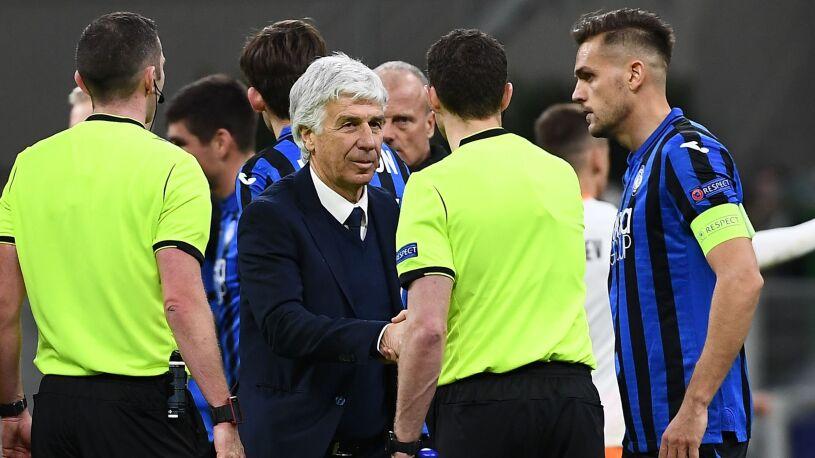 Valencia oburzona postawą trenera Atalanty