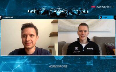 Guenther o rywalizacji w Formule E