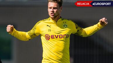 Borussia Dortmund - Hertha Berlin [RELACJA]