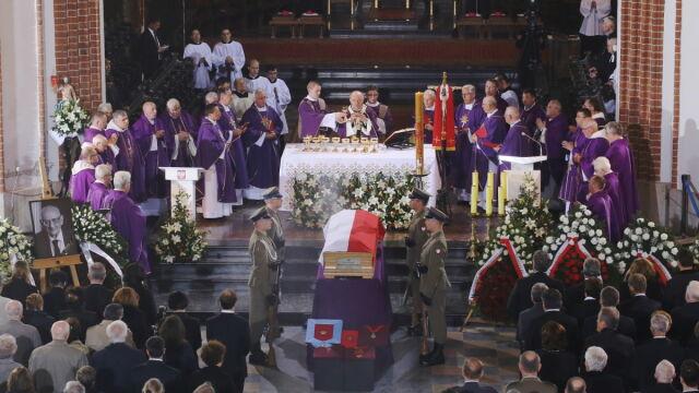 Homilię wygłosił bp Grzegorz Ryś