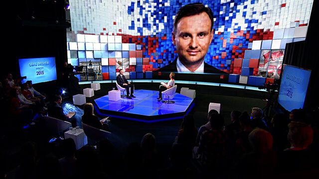 """""""Debata. Czas Decyzji"""". Andrzej Duda o polityce krajowej"""