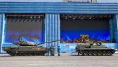 Awaria dumy rosyjskiej zbrojeniówki. Czołg T-14 Armata utknął na placu Czerwonym