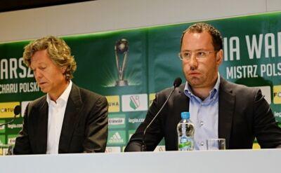 Piechniczek: Legia musi uderzyć się w pierś