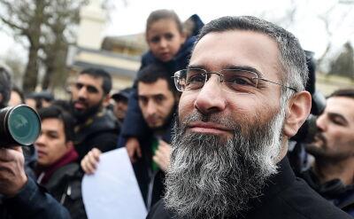 Radykalny imam wypuszczony na wolność