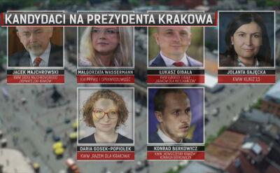 """""""Czarno na białym"""": Najdziwniejsza kampania wyborcza - w Krakowie"""