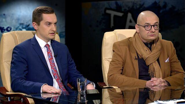 Sebastian Kaleta i Michał Kamiński w Tak Jest