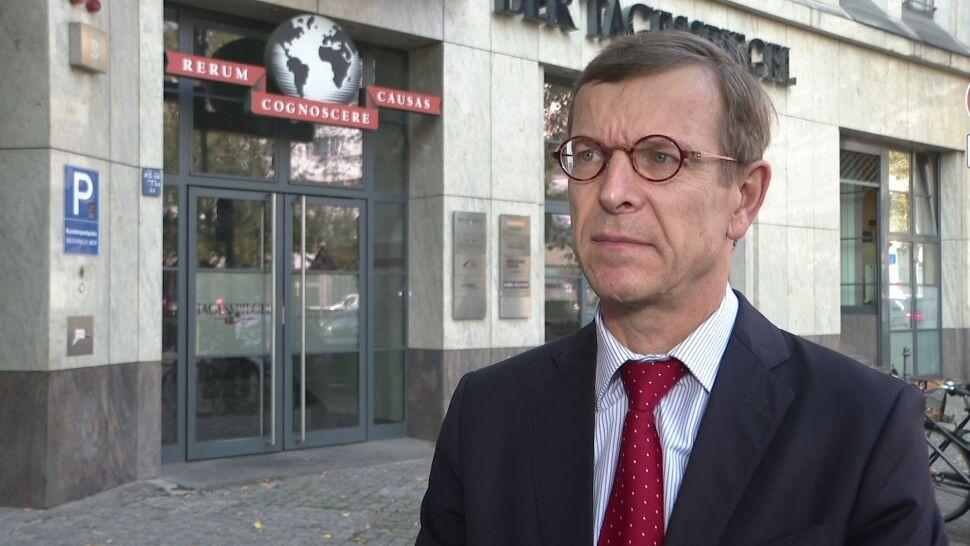 """""""Polska podejmuje taki krok, żeby nie uznać wyroków europejskich sądów"""""""