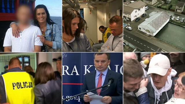 "Cały reportażprogramu ""Uwaga"" TVN"