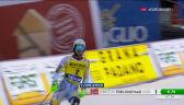 Foss-Solevaag liderem po 1. przejeździe slalomu w Madonna di Campiglio