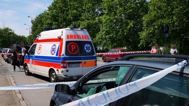 Mężczyzna zastrzelony przed komisariatem w Opolu. Śledztwo przedłużone po raz trzeci