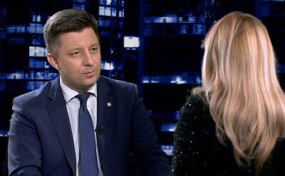 Dworczyk: minister Błaszczak jest gwarantem, że będzie to dobrze zorganizowane