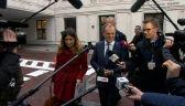 Donald Tusk przyjechał do Sejmu