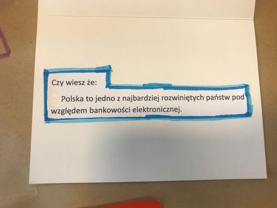 """Projekt """"Polska może być dumna z…"""" w wykonaniu uczniów Bednarskiej Szkoły Podstawowej"""