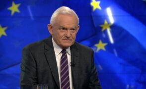 """Miller: demonstracja """"za"""" Tuskiem i """"przeciw"""" polskiemu rządowi"""