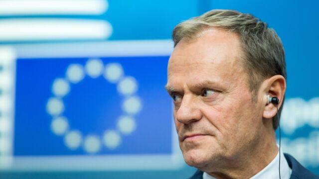 """Tusk współczuje Szydło """"niewdzięcznej roli, jaka została jej zadana przez lidera jej partii"""""""