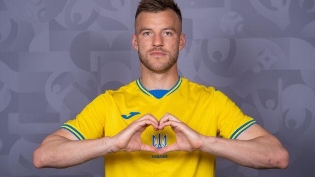 """Ukraińcy nie chcą się ugiąć przed UEFA i Rosją. """"Zamierzamy grać w tym stroju"""""""