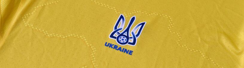 Ukraińcy muszą usunąć hasło ze swoich koszulek na Euro