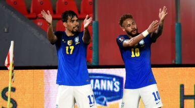 Brazylia idzie jak burza w eliminacjach do mundialu w Katarze