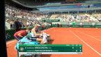 Krejcikova przełamała Pawluczenkową w 7. gemie 3. seta finału French Open