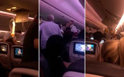 Samolot Air Canada z powodu turbulencji musiał awaryjnie lądować na Hawajach