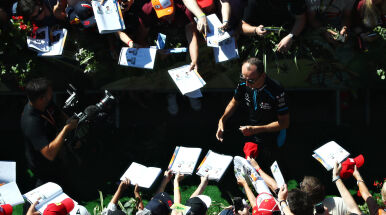 Zespół Kubicy wesprze na Silverstone legenda F1. Hamilton walczy o samodzielny rekord