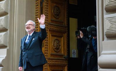 Egils Levits zaprzysiężony na prezydenta Łotwy