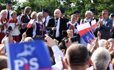 Jarosław Kaczyński: potrzebne jest porozumienie